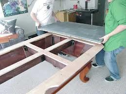 Pool table moves in Hinesville Georgia